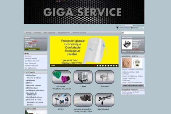 giga-service